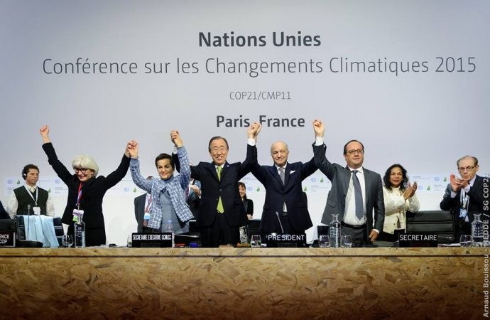 More than 170 Countries Sign Agreement on Climate Change