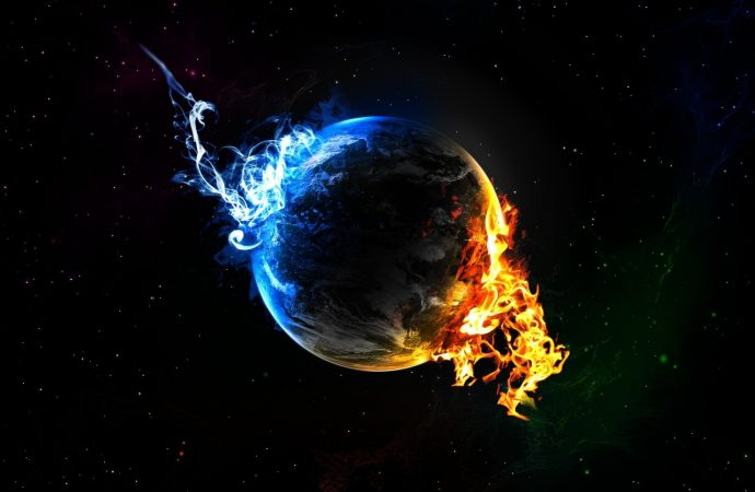 Earth Temperature Could Increase by Two Degrees
