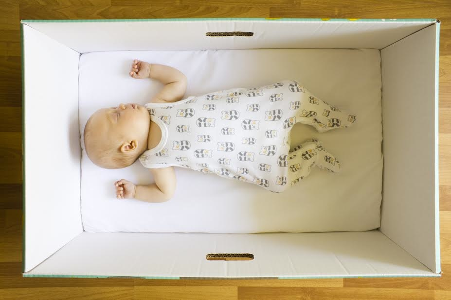 The Cardboard Box Saving Babies around the World