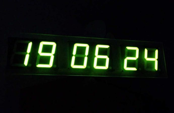 Seconds Length could be adjusted – Increased Precision of the Time Unit Second