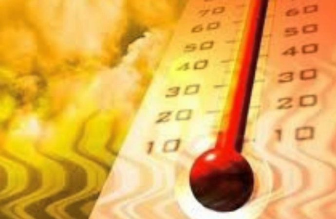 The Month of May had The Highest Temperature Recorded in History