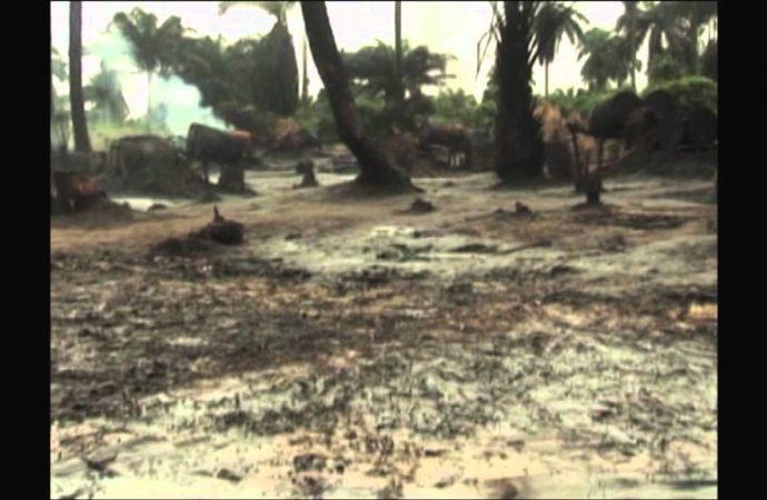 Nigeria will allocate 1 Billion Dollars to Rebuild the Niger Delta after Heavy Oil Spills